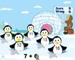 企鹅数学加法