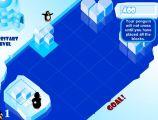 企鹅过冰桥