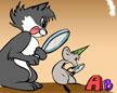 猫和老鼠找字母
