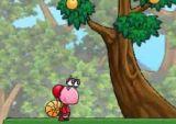 小蜗牛摘果子