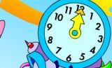 What's the time Mr clock