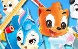 虹猫蓝兔找不同