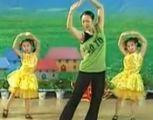幼儿舞蹈动作讲解