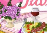 婚礼晚宴布置