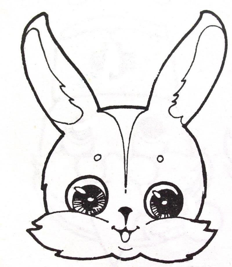 小白兔头饰
